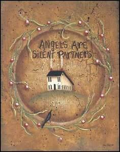 Art Print, Framed or Plaque by John Sliney - Angels - JON174-R