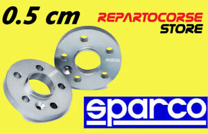 DISTANZIALI SPARCO 5mm Peugeot 106 205 206 207 307 308