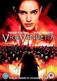 V For Vendetta (DVD, 2006) Hugo Weaving Natalie Portman Stephen Fry John Hurt
