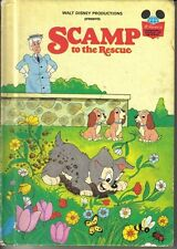 1980 Scamp to the Rescue by Walt Disney