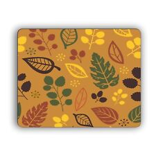 Fall  Autumn Computer Mouse Pad for Home and Office