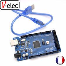 1275# For Arduino Compatible Atmega2560-16AU CH340G ATMEGA 2560 R3 Board Mega256