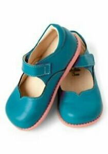 NIB LIVIE & LUCA Shoes Matilda Jane Astrid Blue Jay 9