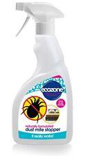 Dust Mite Bug Stopper Killer Safe Spray Inhibitor Prevents Allergies 500ml