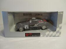 (Gok) 1:18 ut-models bmw m3 ac Schnitzer m. wollgarten 1994 nuevo embalaje original