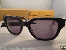 New In Box RAEN OPTICS Garwood Sunglasses Matte Black Carl Zeiss Smoke Lens+Case