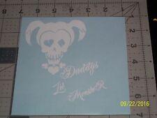 "Harley Quinn 5"" Vinyl Decal sticker laptop windows wall car boat (f)"
