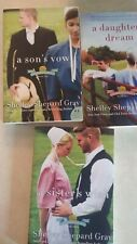 Lot of 3 books A Charmed Amish Life By Shelley Shepard Gray