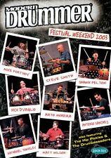 Modern Drummer Festival 2003 Instructional Drum DVD NEW 000320404