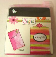 Sizzix, Large DIe Cut, 655827  FREE SHIPPING