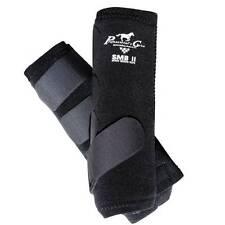 Professional's Choice SMBII Boots BLACK SMB II Medium M Med Sport Medicine New