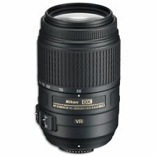 Telephoto SLR Camera Lens for Nikon