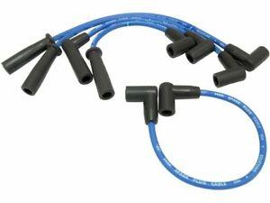 For 1997-2002 Jeep TJ Spark Plug Wire Set NGK 83718VR 1999 1998 2000 2001