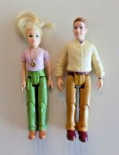Fisher-Price Loving Family Dollhouse Twin Time Mommy & Daddy Dolls