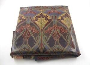 Liberty of London Ianthe French Art Nouveau Vinyl Oilcloth Tablecloth