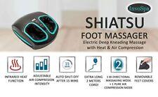SHIATSU FOOT MASSAGE MACHINE WITH HEAT -ELECTRIC DEEP KNEADING MASSAGE AIR