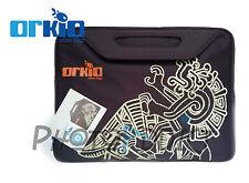 "Sac Ordinateur Laptop 17"" ORKIO 0802301 MARRON"