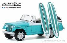 A.S.S NEU GreenLight 1/64 Kaiser Jeep Jeepster mit Surfboards 1968 Hobby Shop 9