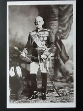 British India Military EARL ROBERTS Frederick Roberts c1908 RP PC by Rotary 60A