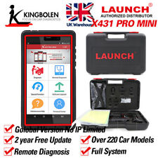 LAUNCH X431 Pro Mini V ScanPad WiFi OBDII Full System Auto Code Reader Scanner