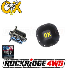 OX Locker Ford 8.8 2.73 & UP, 31 SPLINE with Heavy Duty Differential Cover