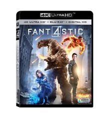 Fantastic Four ,4K , Blu-ray , Ultra HD