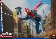 Hot Toys Spider-Man Spider-Punk Suit 1/6 Scale Figure PS4 Peter Parker VGM32