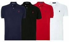 Ralph Lauren Cotton Patternless T-Shirts for Men