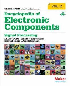 Encyclopedia of Electronic Components Volume 2: Leds, Lcds, Audio, Thyristors,