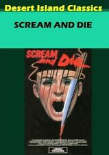 Scream and Die [New DVD] NTSC Format