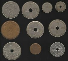 More details for mix of norway coins   bulk coins   european coins   pennies2pounds