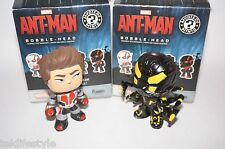 MARVEL COLLECTOR CORP ANT-MAN UNMASKED AND YELLOW JACKET MYSTERY MINI FIGURES