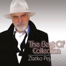 Zlatko Pejakovic - The Best Of Collection, croatian cd album