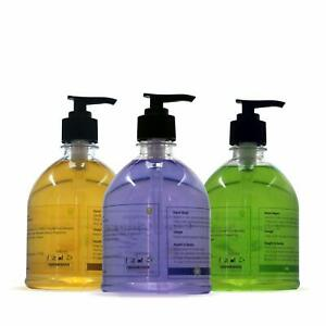 Hand Wash ecogenics Combo of Liquid Soap with All 3 Colours For Oil Control