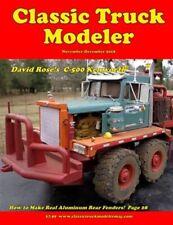 Classic Truck Modeler magazine #12, Nov/Dec 2018