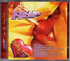 Dancehall Reggae Music Riddim Rider Baby Love Vol 18 Ragga New Sealed CD Album