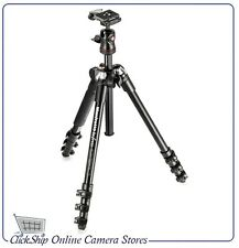 Manfrotto MKBFRA4-BH BeFree Compact Travel Aluminum Alloy Tripod (Black)