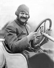 1914 Racecar Driver LOUIS CHEVROLET Glossy 8x10 Photo Print Poster