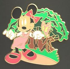 Disney Pin Badge Walt Disney World - Minnie Mouse at the Tree of Life Only