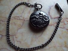 Motorcycle Pocket Watch   -   Good running condition