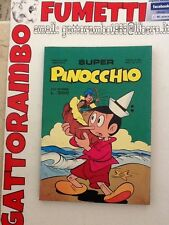 Super Pinocchio N.11 Anno 75 Edicola