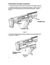 Barrett Model 99 Operator's Manual