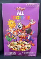 RARE! LIMITED EDITION! Kellogg's All Together Cereal Box Collectors Froot Loops