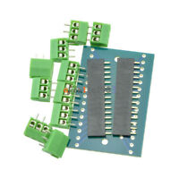 Expansion Board Terminal Adapter DIY Kits for Arduino NANO IO Shield V1.0