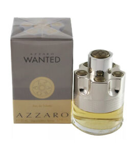 Azzaro Wanted by Azzaro cologne for him EDT 1.7 oz NIB. sealad