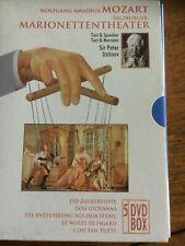 More details for mozart - salzburger marionettentheater -5 dvds boxed