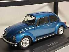 Norev 188525 VW Beetle Käfer 1303 City blau-met. 1973 Modellauto 1:18