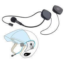 auvisio Stereo-Headset mit Bluetooth 4.1 & Freisprecher für Motorradhelme