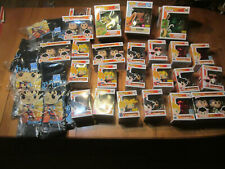 FUNKO POP DRAGON BALL Z SUPER & NARUTO SHIPPUDEN CHASE COMPLETE YOUR COLLECTION
