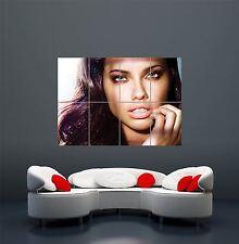 Adriana Lima sexy actriz Modelo X3273 gigante impresión de arte cartel de Brasil